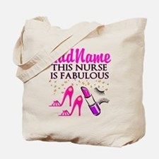 FABULOUS NURSE Tote Bag
