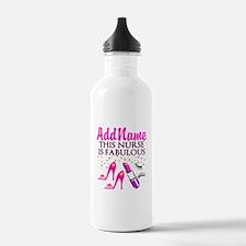 FABULOUS NURSE Sports Water Bottle