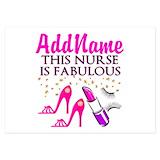 Nurse 3.5 x 5 Flat Cards