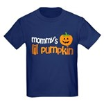 Mommy's Lil Pumpkin Kids Dark T-Shirt