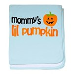 Mommy's Lil Pumpkin baby blanket