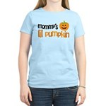 Mommy's Lil Pumpkin Women's Light T-Shirt