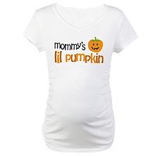 Mommy's Lil Pumpkin Shirt
