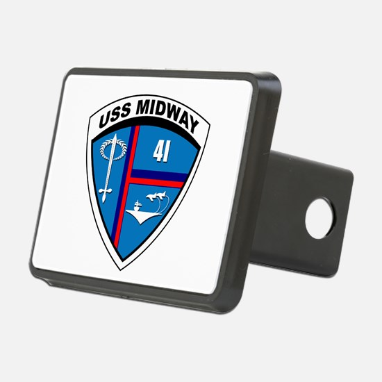 USS MIDWAY SHIELD - Hitch Cover