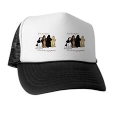 Cockers4LunchMug Trucker Hat