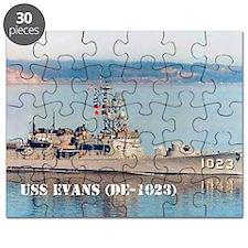 evans framed panel print Puzzle