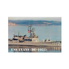 evans framed panel print Rectangle Magnet
