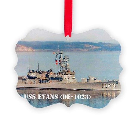 evans framed panel print Picture Ornament