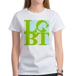 LGBT Tropo Pop Women's T-Shirt
