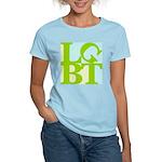 LGBT Tropo Pop Women's Light T-Shirt