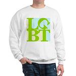 LGBT Tropo Pop Sweatshirt