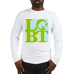 LGBT Tropo Pop Long Sleeve T-Shirt