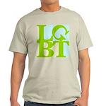 LGBT Tropo Pop Light T-Shirt
