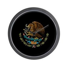 Mexico - Mexican Eagle Wall Clock