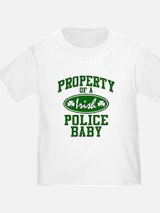 Irish Police Baby T