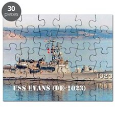 evans greeting card Puzzle