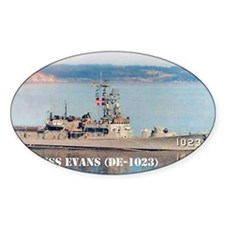 evans greeting card Decal