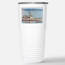 evans small poster Travel Mug