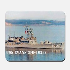 evans small poster Mousepad