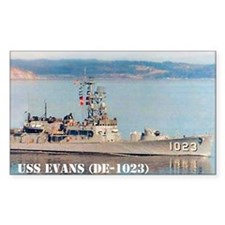 evans small poster Decal