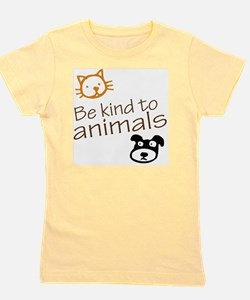 be kind2 Girl's Tee