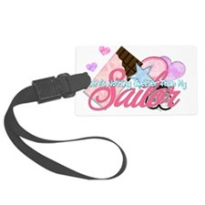 STBD_NothingSweeter_Sailor_Vday Luggage Tag