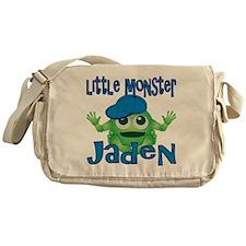 2-jaden-b-monster Messenger Bag