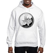 coin-quarter-texas Hoodie Sweatshirt