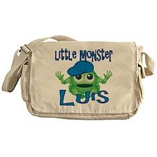 luis-b-monster Messenger Bag