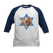 Hanukkah Star of David - Golden Tee