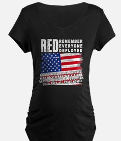 Red fridays T-Shirt