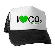 3-ilcd_sticker Trucker Hat