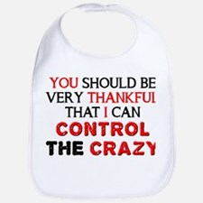 Control The Crazy Bib