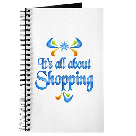 About Shopping Journal