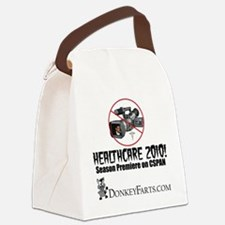 Healthcare-2010 Canvas Lunch Bag