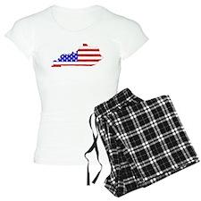Kentucky Flag Pajamas