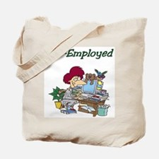 Self-Employed Tote Bag