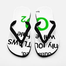 ilcd_outlaw_black Flip Flops
