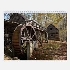 Gristmill Wall Calendar