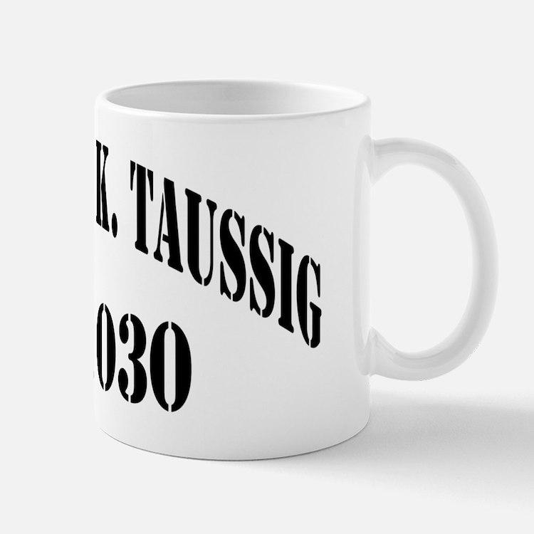 jktaussig black letters Mug