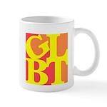 GLBT Hot Pop Mug