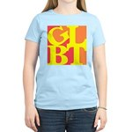GLBT Hot Pop Women's Light T-Shirt