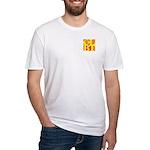 GLBT Hot Pocket Pop Fitted T-Shirt