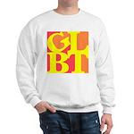 GLBT Hot Pop Sweatshirt