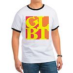 GLBT Hot Pop Ringer T