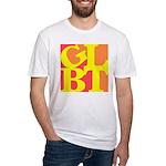 GLBT Hot Pop Fitted T-Shirt