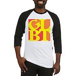 GLBT Hot Pop Baseball Jersey