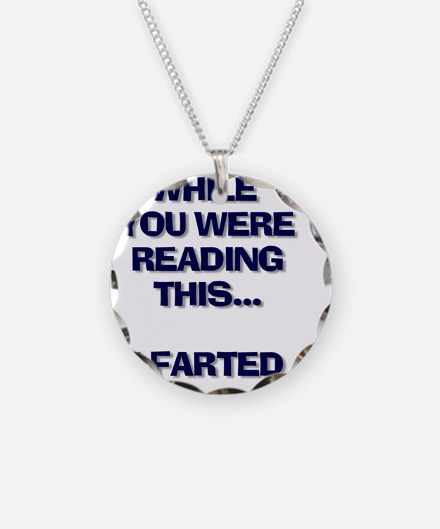 farted wait Necklace