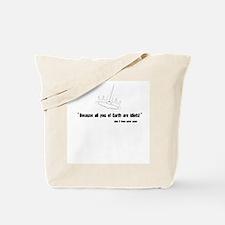 Plan 9 - Idiots - Tote Bag