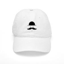 Moustache Baseball Baseball Cap